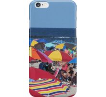 Relief from the Sun iPhone Case/Skin
