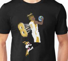 Dunk takes the world Unisex T-Shirt