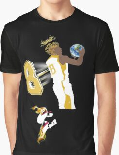 Dunk takes the world Graphic T-Shirt