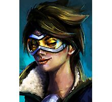 Tracer Photographic Print