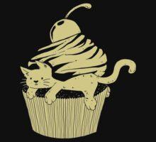 CatCake ou CuteCat - Burgundy One Piece - Short Sleeve