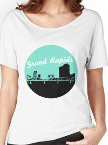 Grand Rapids, Michigan Women's Relaxed Fit T-Shirt