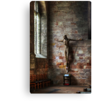 Father Forgive Canvas Print