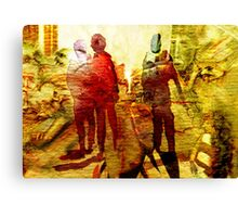 Excluded Canvas Print