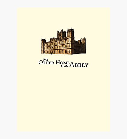 My Other Home is an Abby Photographic Print