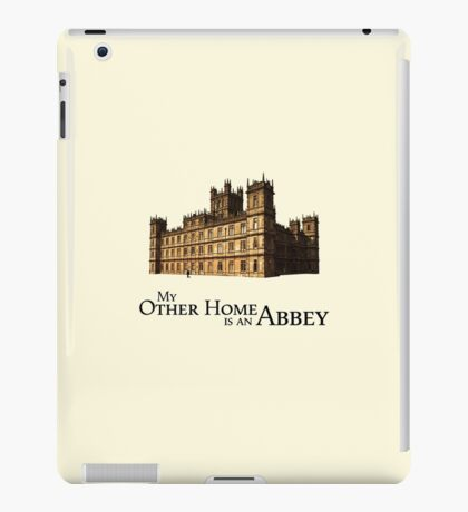 My Other Home is an Abby iPad Case/Skin