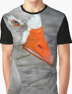 Greylag Goose Graphic T-Shirt