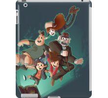 Gravity Falls - Embrace the Fall iPad Case/Skin