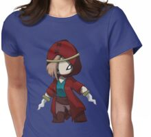 Assassina (Female Assassin) Womens Fitted T-Shirt