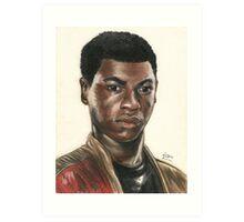 SW Portraits - Finn Art Print