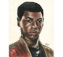 SW Portraits - Finn Photographic Print