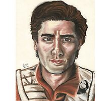 SW Portraits - Poe Dameron Photographic Print