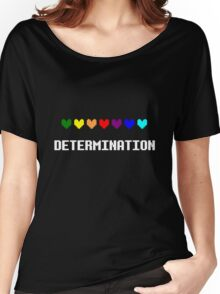 Determination Women's Relaxed Fit T-Shirt