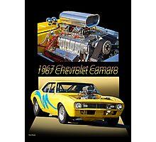 1967 Camaro 'Blower Motor' I Photographic Print