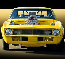 1967 Camaro 'Pro Street' II by DaveKoontz