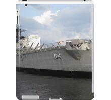 USS Wisconsin iPad Case/Skin