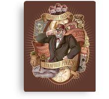 Gravity Falls - Stan the Man Canvas Print