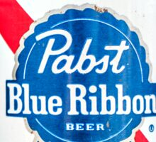 Vintage PBR - Pabst Beer Sticker