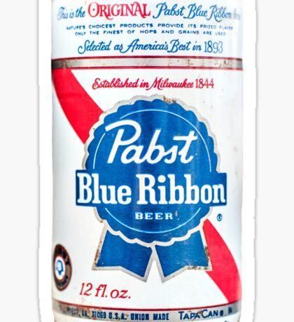 Vintage PBR - Pabst Beer Sticker