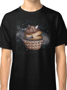 Exterminate All Cupcakes Classic T-Shirt