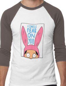 I Smell Fear on You Men's Baseball ¾ T-Shirt