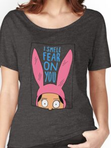 I Smell Fear on You Women's Relaxed Fit T-Shirt