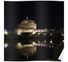 Castel Sant'Angelo Poster