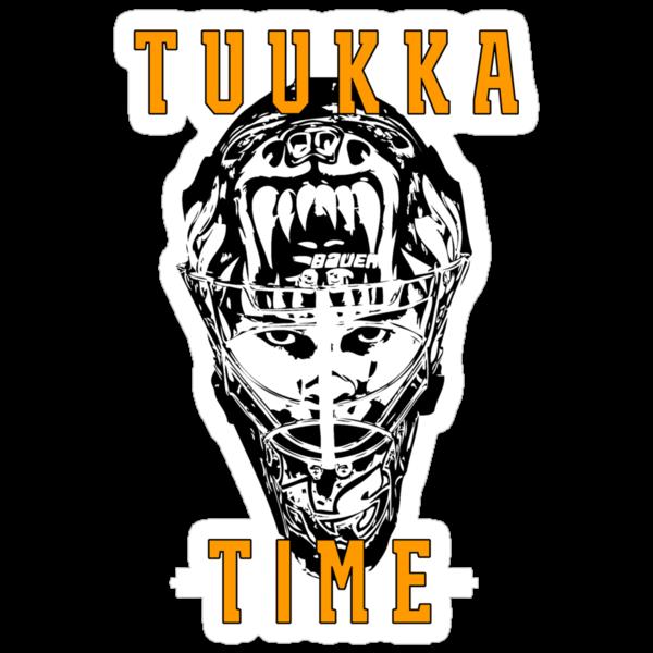 Tuukka Time 1 by trevorbrayall
