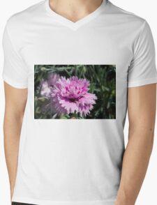 flower in spring Mens V-Neck T-Shirt
