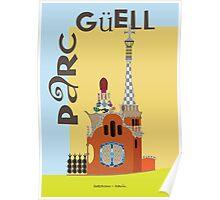 Parc Güell Poster