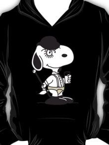 Snoopy DeLarge (A Clockwork Beagle) T-Shirt