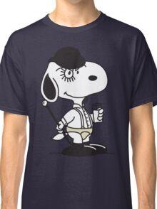 Snoopy DeLarge (A Clockwork Beagle) Classic T-Shirt