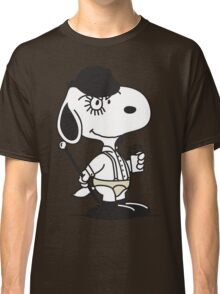 Snoopy DeLarge (A Clockwork Beagle) Classic T-Shirt