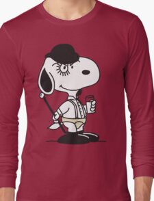 Snoopy DeLarge (A Clockwork Beagle) Long Sleeve T-Shirt