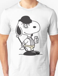Snoopy DeLarge (A Clockwork Beagle) T-Shirt