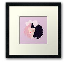 Dollhouse Melanie Framed Print
