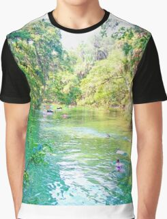 Blue Springs Graphic T-Shirt