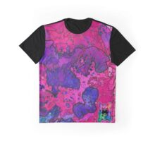Pink Splatagram Graphic T-Shirt