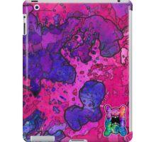 Pink Splatagram iPad Case/Skin