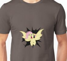 Crash in  Flutterbat Unisex T-Shirt