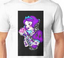 Purple Snow Unisex T-Shirt