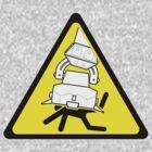 AT-AT Crushing Hazard by D4N13L