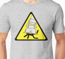 AT-AT Crushing Hazard Unisex T-Shirt
