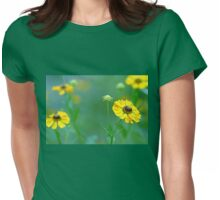 Sneezeweed Womens Fitted T-Shirt