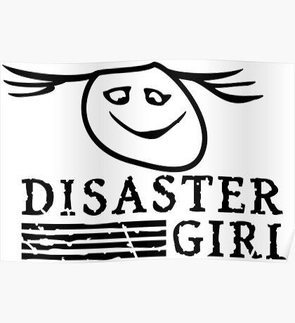 Disaster Girl VRS2 Poster