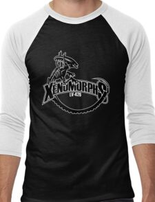 LV-426 Xenomorphs Men's Baseball ¾ T-Shirt