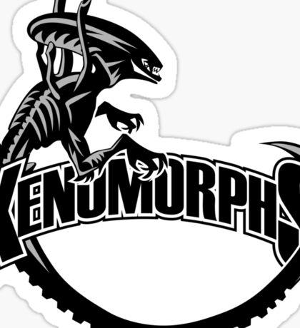 LV-426 Xenomorphs Sticker
