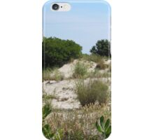 Dune at Corson Inlet iPhone Case/Skin