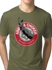 Arm & Choker Tri-blend T-Shirt