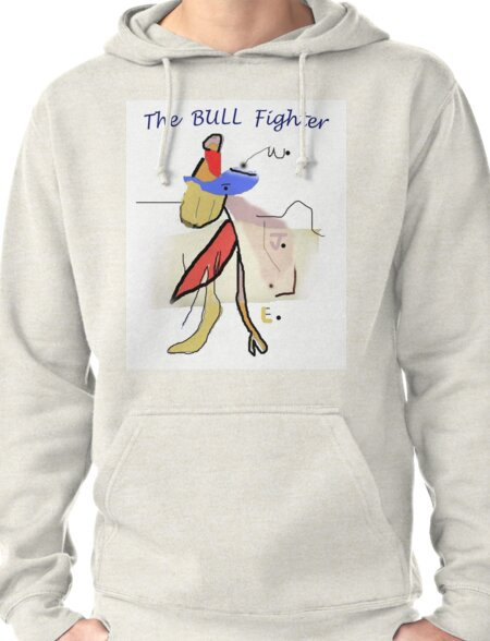 The BULL Fighter Pullover Hoodie